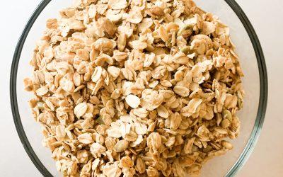 Simple Pumpkin Seed Granola